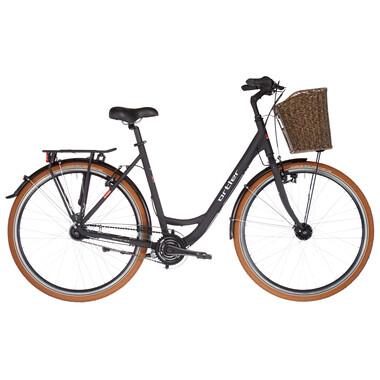 Vélo de Ville ORTLER MONET WAVE Noir 2021